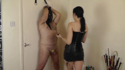 Miss Jessica And Hand Spanking part 16