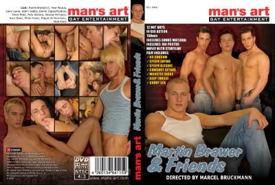 Description Martin Brawer and Friends