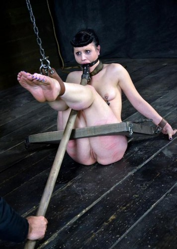 Severe punishment and many orgasms