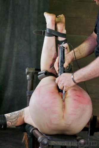 Real Time Bondage - Pricked Part 3 - Mollie Rose, Cadence Cross - Feb 1, 2014
