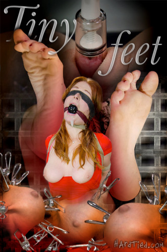 HTied — Penny Pax and Elise Graves — Tiny Feet