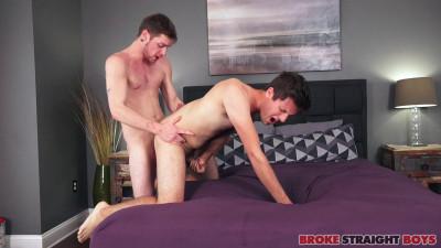 Broke Straight Boys – Charlie Maddoxx Fucks Chris Taylor 1080p