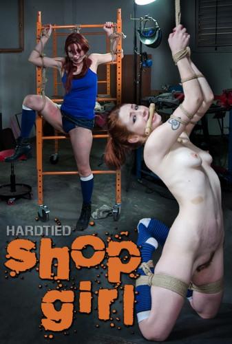 HardTied Violet Monroe Shop Girl