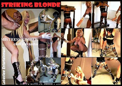 Striking Blonde – LE