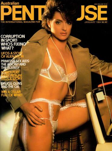 Penthouse Australia 1984