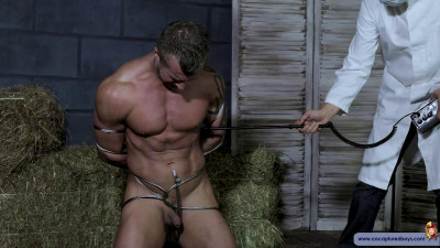 Ruscapturedboys - Newbie Slave - Part II - 2017