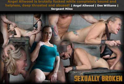 SB - May 26, 2017 - Angel Allwood is brutally fucked