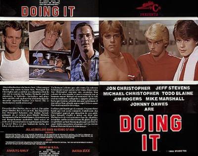 Doing It (1983) — Jon Christopher, Michael Christopher, Jeff Stevens