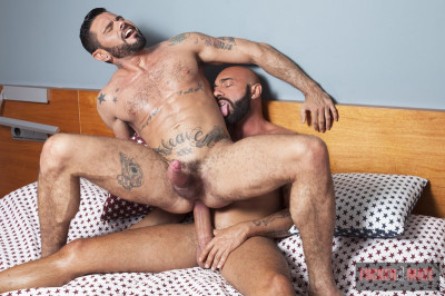 Fucker Mate - Horny Neighbours - Gianni Maggio and Mario Domenech