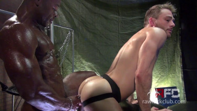 Aaron Trains Maxs Ass