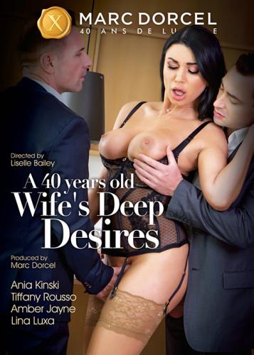 Description A 40 Year-Old Wife's Deep Desires
