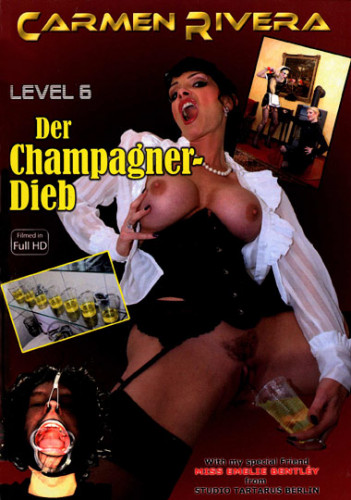 Carmen Rivera – Level 6: Der Champagner-Dieb