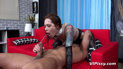 The Maid Gets Wet (CharLady) - Foxie T