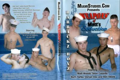 Weapons Of Matts Seduction - Matt Woods, Sean Cassidy, Ben Steele