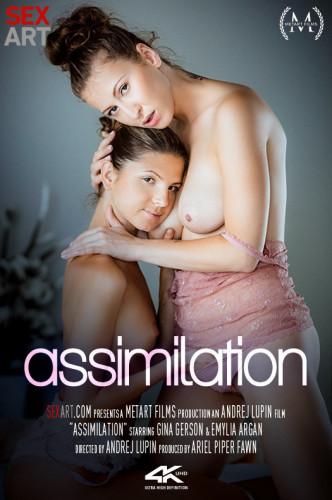 Emylia Argan, Gina Gerson – Assimilation FullHD 1080p