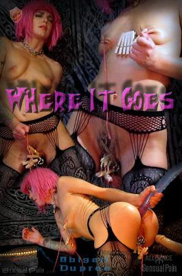 Where It Goes – Abigail Dupree