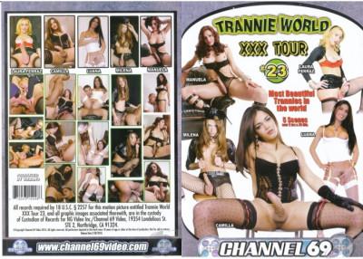 Description Trannie World XXX Tour Part 23