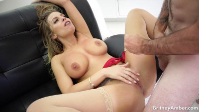 Britney Amber Loves That Cock