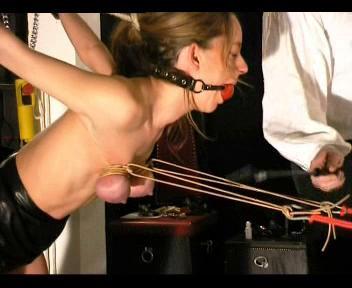 BDSM Videos Breast Torture Of Amateur Girls In Bondag