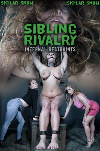 InfernalRestraints - Skylar Snow - Sibling Rivalry