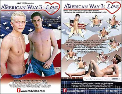 RAD Video – The American Way Vol.3: Love (2003)