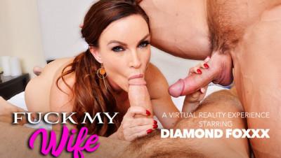 Diamond Foxxx - Fuck My Wife