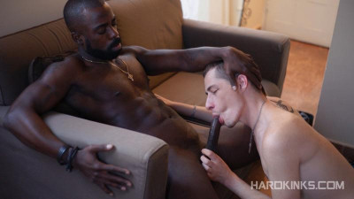 hk — The Black Master (Fabien Crunchboy & Peter Connor) Bareback
