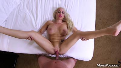 Bailey - Busty blonde European sex doll