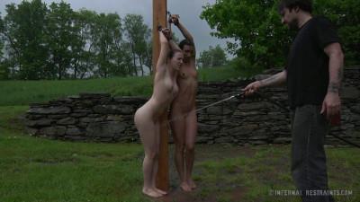 Description infernal restraints wenona mattie borders - teamwork - Extreme, Bondage, Caning