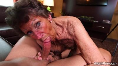 Granny Shirley – This 83 year old granny got MomPov'd