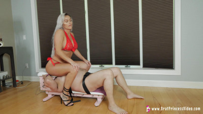 Goddess Becky - Stick Out Your Tongue So I Can Cum