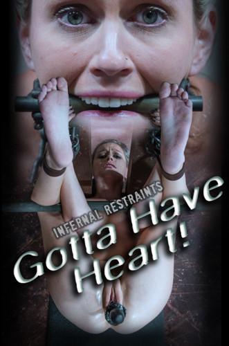 Gotta Have Heart! Sasha Heart.