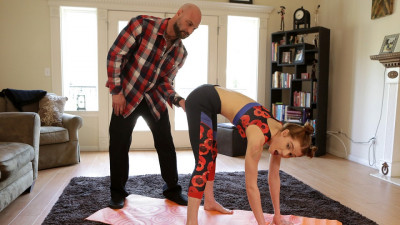 Pepper Hart: Yoga With
