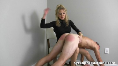 Spanked By His Hot Boss (online, hard, male).