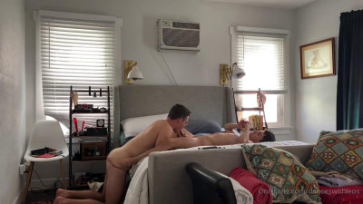 Blake Mitchell fucks his boyfriend Chad Alec