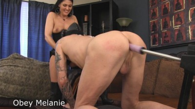 You Deserve to be Fucked — Obey Melanie — HD 720p