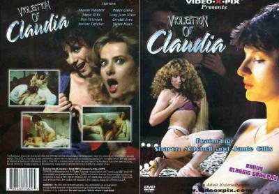 Description The Violation Of Claudia