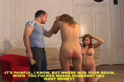Russian Slaves Part 76 (whip, spank, video)...