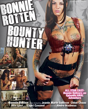 Description Bonnie Rotten Bounty Hunter
