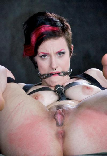 Hot Slave Stretched, Smacked and Spread