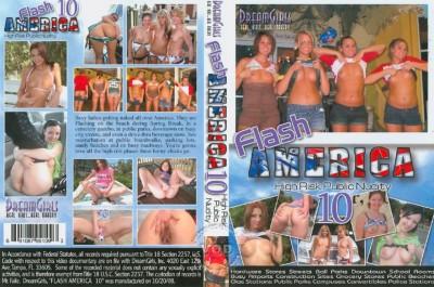 Description Flash America #10