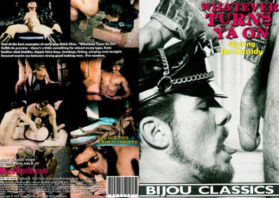 Whatever Turns Ya On (Fetish, Bondage Or Bareback) — Laurent, Jim Cassidy (1972)