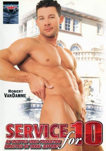 Description Service For Vol. 10 - Robert Van Damme, Luca DiCorso, Jay Varella