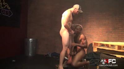 Description Bachelor Party Breeding - R414(Osiris Blade, Dustin Steele