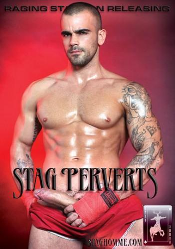 Stag Perverts (HD) — Damien Crosse, Francesco D'Macho, Goran