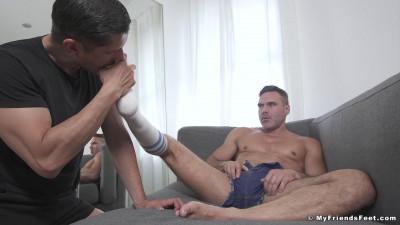 Manuel's Worship & Foot Job