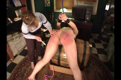 First Time Spankings