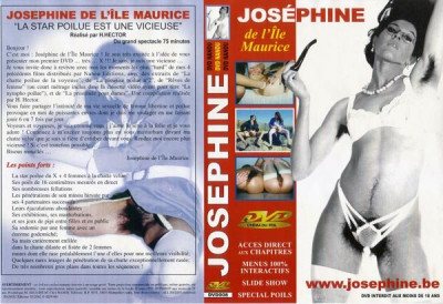 Josephine De L'ile Maurice - fist, video, old.