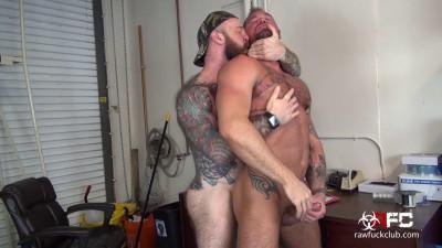 Taking Jack Dixon's Fat Daddy Dick