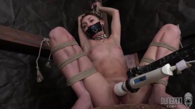 Bondage, torture and domination for beautiful slavegirl part 3